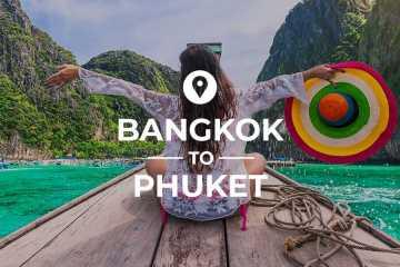 Bangkok to Phuket cover image