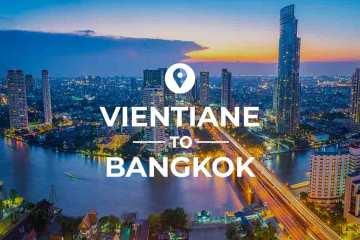 Vientiane to Bangkok cover image