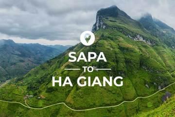 Sapa to Ha Giang cover image