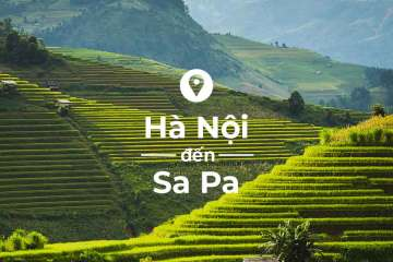 Hanoi den Sapa Vientamese
