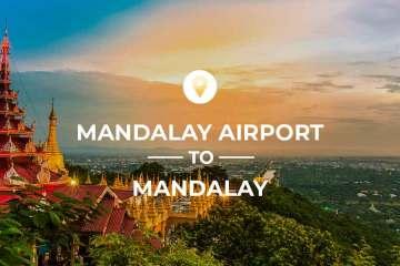 Mandalay airport cover image
