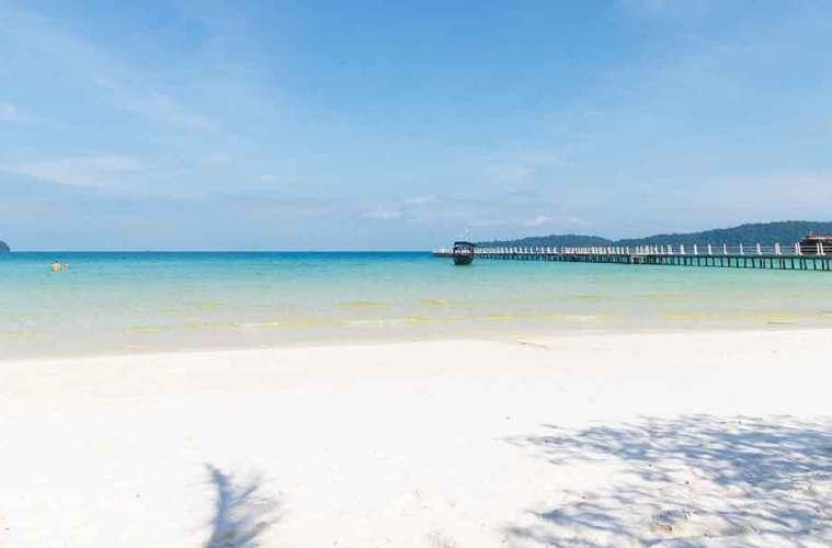 Saracen Bay - Koh Rong Samloem