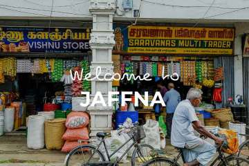 Jaffna things to do