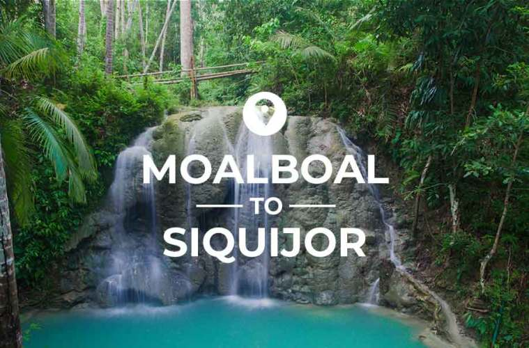Moalboal to Siquijor cover image