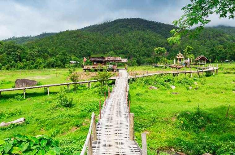 Pai Thailand countryside