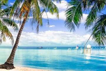 Beach on Phu Quoc Vietnam
