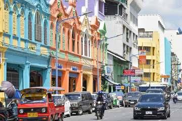 Hat-Yai,Malaysia