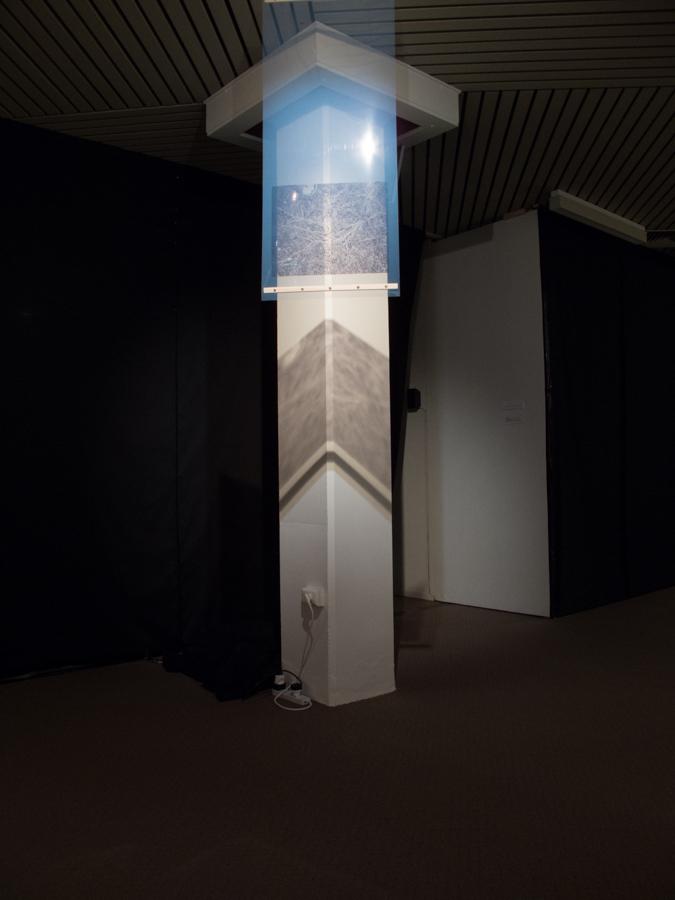 Installation at the Burnie Regional Art Gallery, 10 Days on the Island Festival, Tasmania