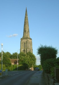 Gedling Colonics All Hallows Church