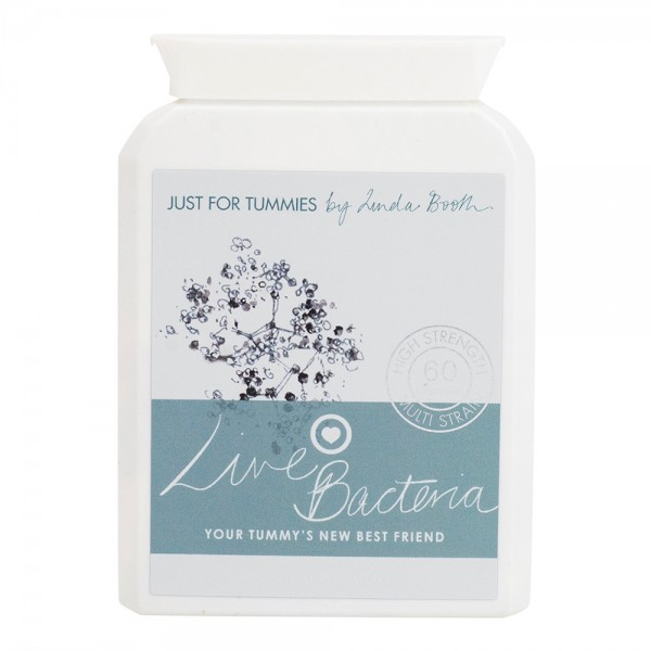 Live Bacteria - Just For Tummies