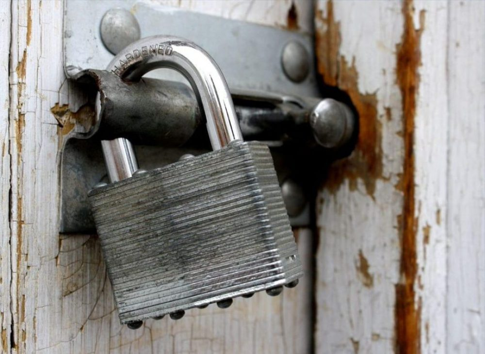 Sheds are being targeted across the borough by thieves