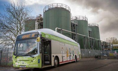 Bio-gas bus