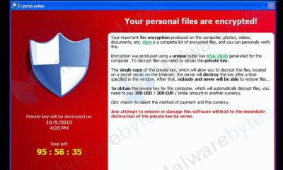 Ransomware-screenshot