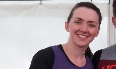 PICTURED: Gemma Bardwell will begin her marathon challenge in Whitby on New Year's Day