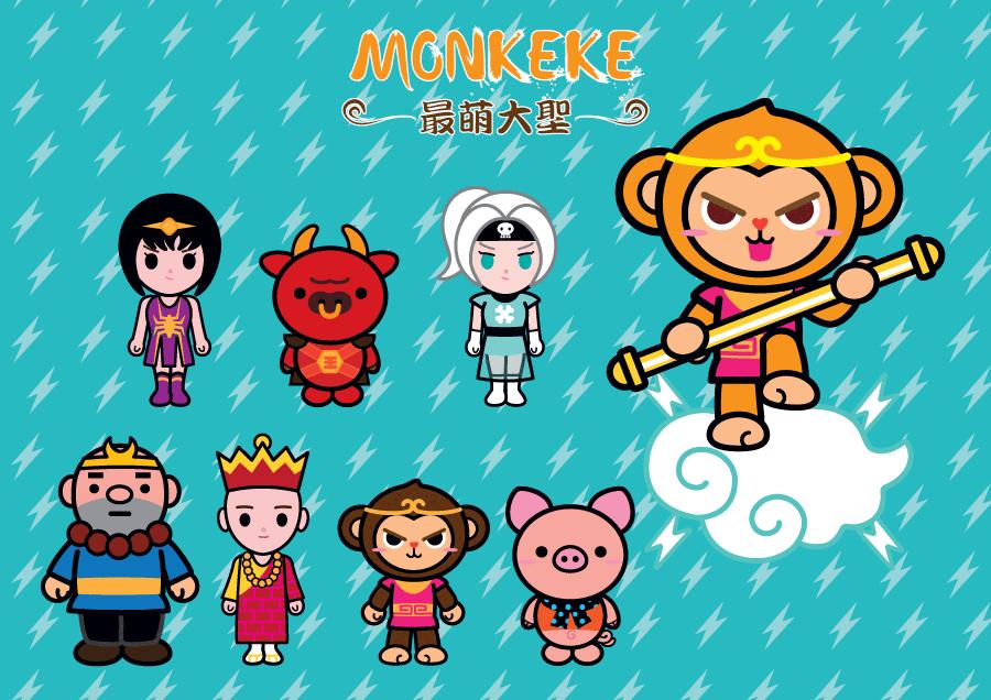 Characters - GEE KINGDOM Creations