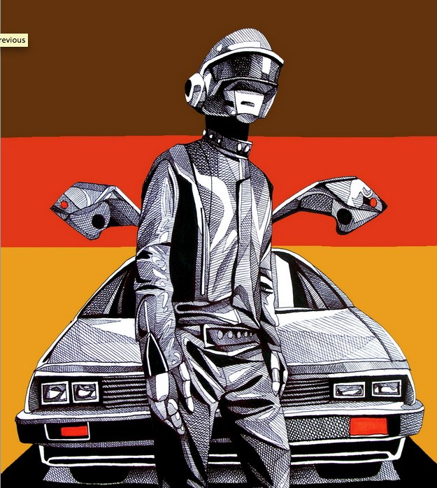 Daft to the Future by Andrew Spear