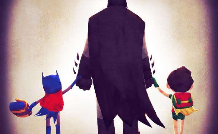 New Geek-Art Store tomorrow with the Super Families Series 1 by Andry Rajoelina