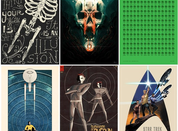Limited Final Frontier Artworks On Sales NOW !
