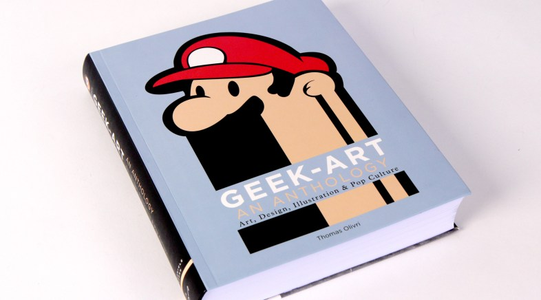 Geek-Art an Anthology English Version Now Now On Sale !