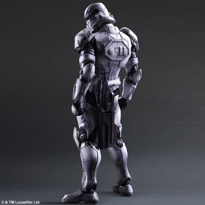 Square Enix Star Wars Play Arts Variant Figures - Stormtrooper-002