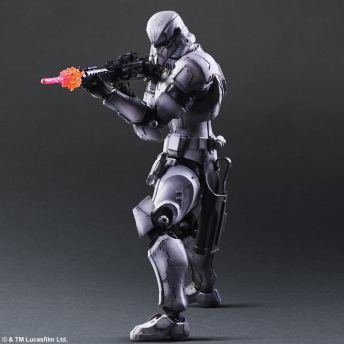 Square Enix Star Wars Play Arts Variant Figures - Stormtrooper-004