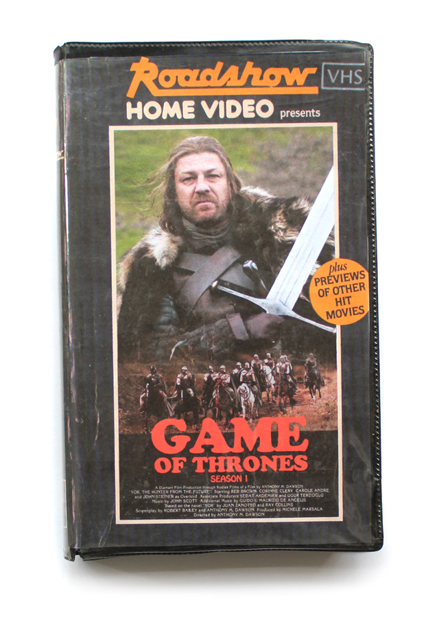 Stan VHS - Game of Thrones