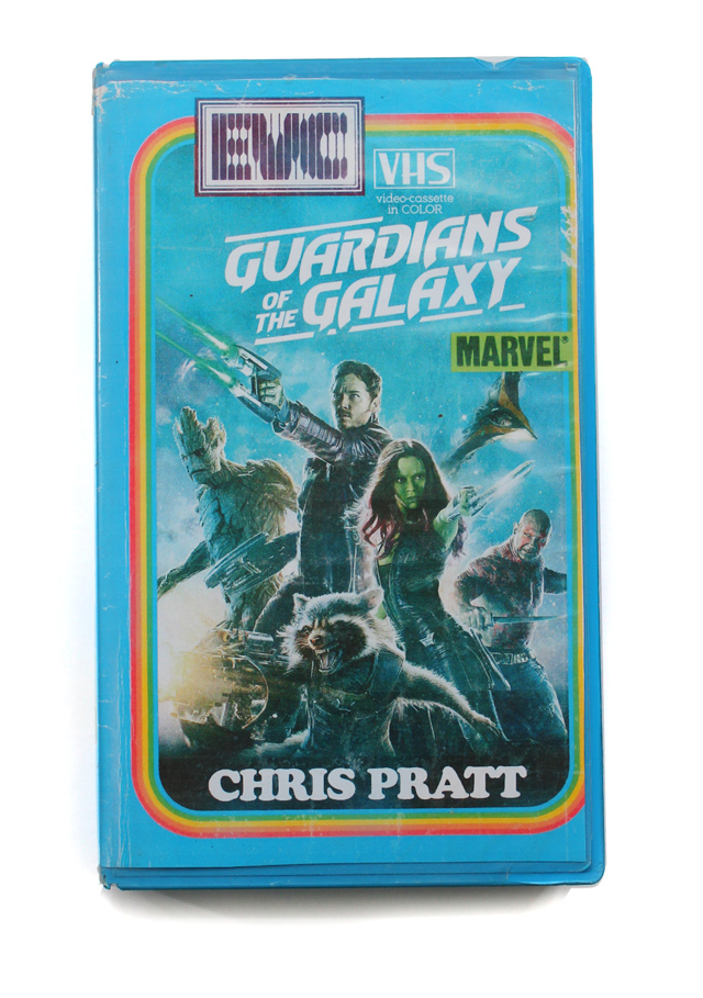 Stan VHS - Guardians of the Galaxy