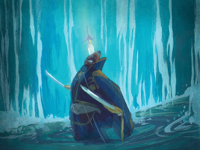 The Death of Ganondorf by Michael Pitropov - The Legend of Zelda - The Wind Waker
