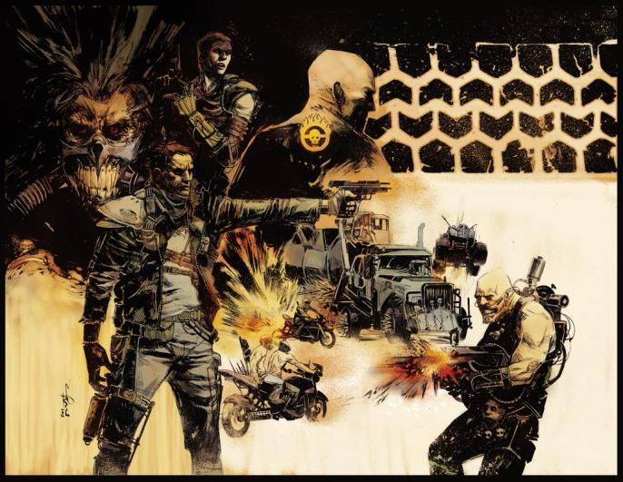 Gerardo Zaffino - Mad Max- Fury Road
