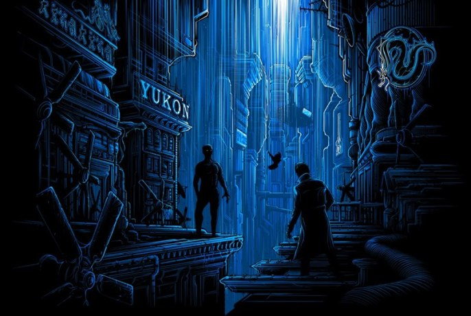 Dan Mumford - All these moments will be lost in time