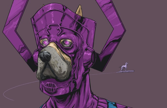 Josh Lynch -  Dog Galactus