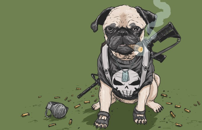 Josh Lynch -  Dog Punisher