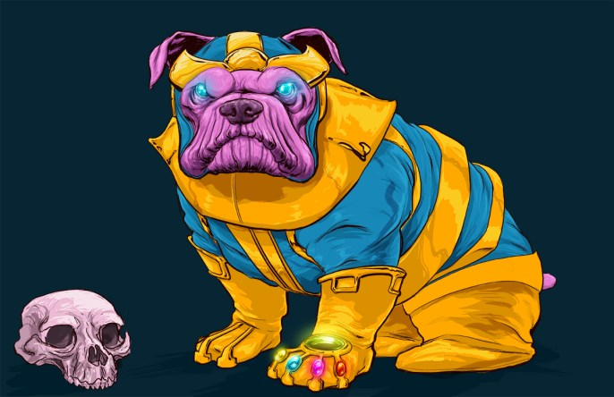 Josh Lynch -  Dog Thanos