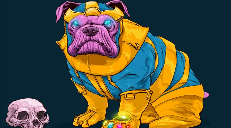 Josh Lynch – DOTMU: Dogs of the Marvel Universe