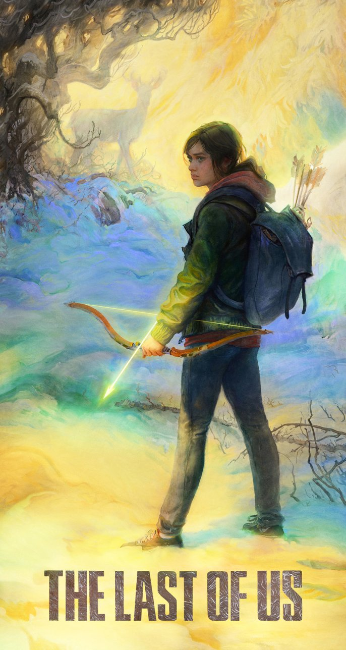 Andrew Theophilopoulos - Elie Last of Us