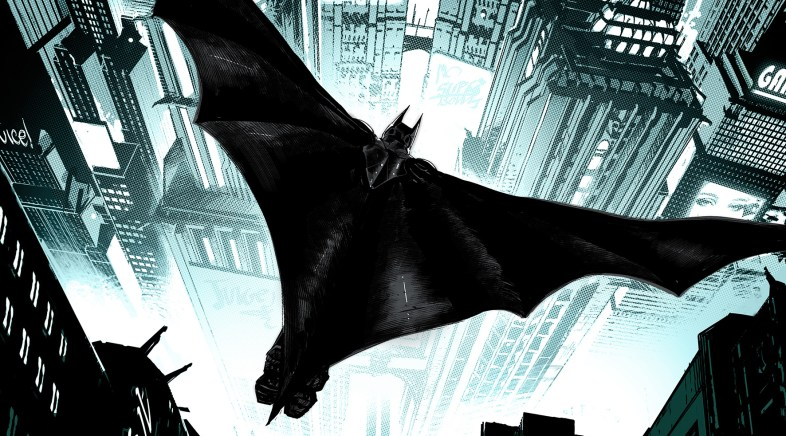From Gotham to Metropolis – DC Comics Art Show @French Paper Gallery Paris – Next Week !