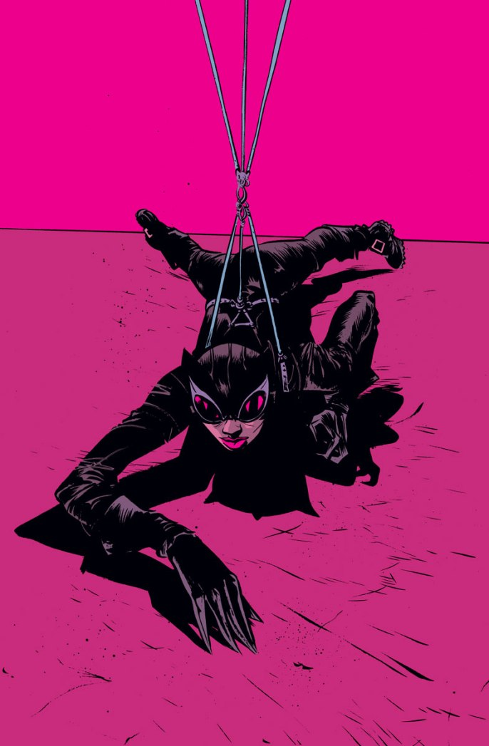 Paul Pope - Catwoman