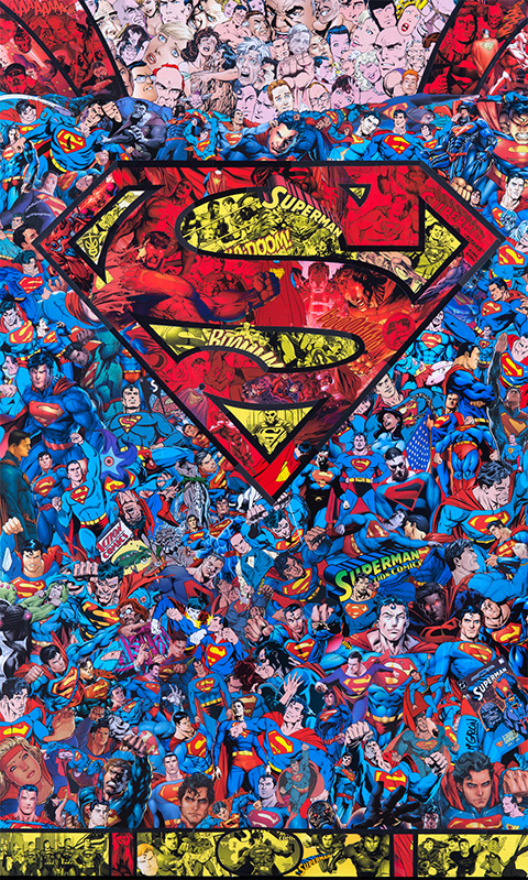 M. Garcin - Superman