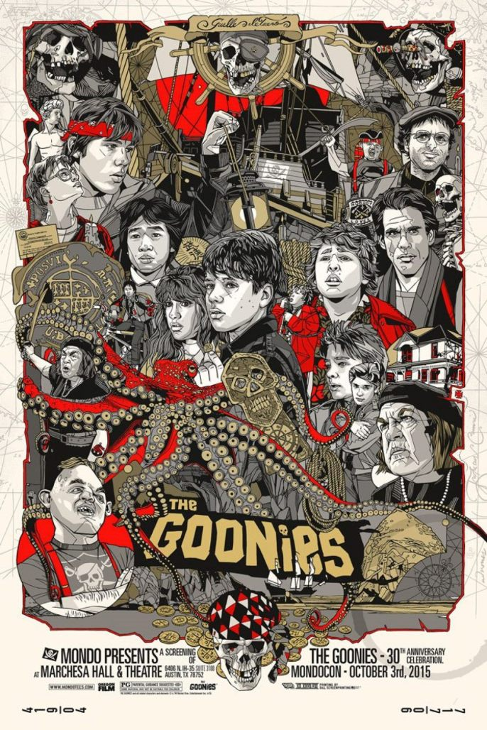 Tyler Stout - The Goonies