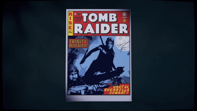 Frank Kozik - Rise of the Tomb Raider