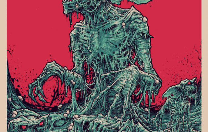 God Machine – Gremlins Print – Now I Have Another Reason To Hate Christmas