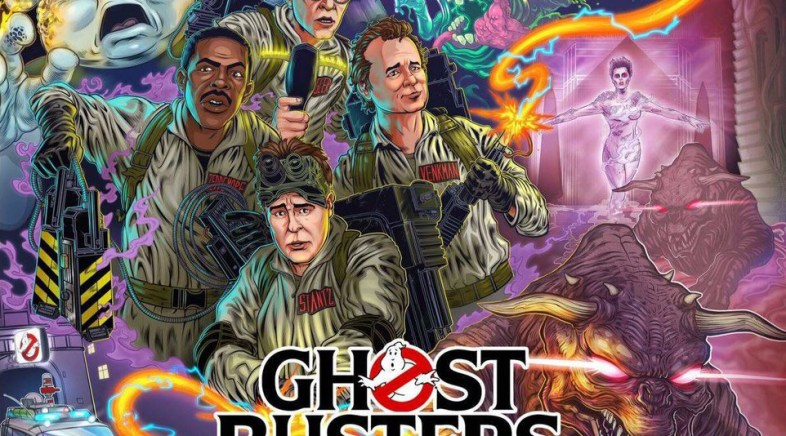 Official Ghostbusters Pinball by Zombie Yeti