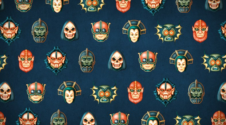 Studio Muti – Masters of the Universe Wallpapers