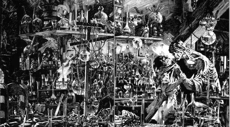 Bernie Wrightson – Passing of a Horror Legend