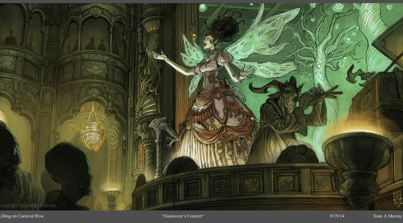 Portfolio | Les Univers Steampunk de Sean Andrew Murray