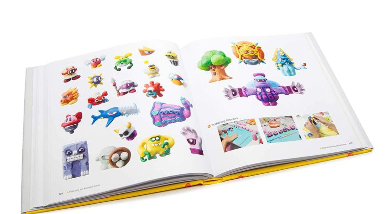 Book Review   Kirby Art and Style Collection chez Mana Books