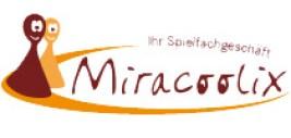 Miracoolix Spiel & Spass logo