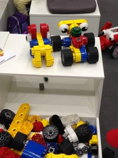 Swiss Toy : Ou encore les étranges briques de kiditec