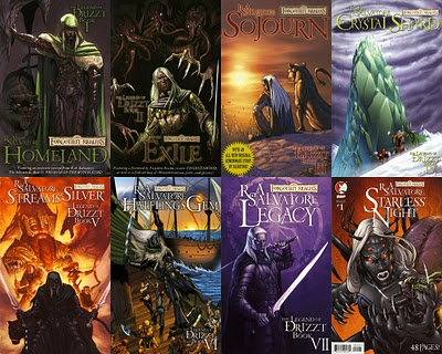 The_legend_of_Drizzt