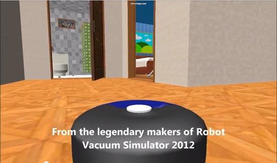 Robot Cleaner Simulator